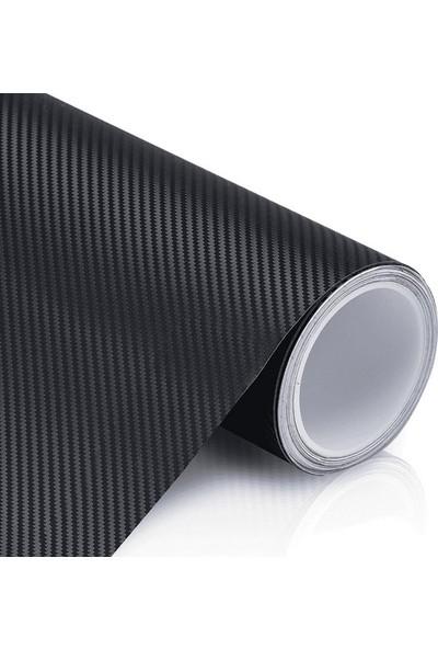 Otografik - Siyah Karbon Kaplama Folyo
