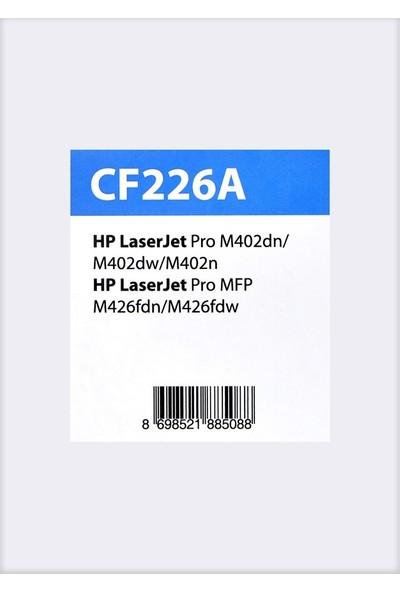 Newmark HP 26A Mavi Muadil Toner CF226A (Çipli)