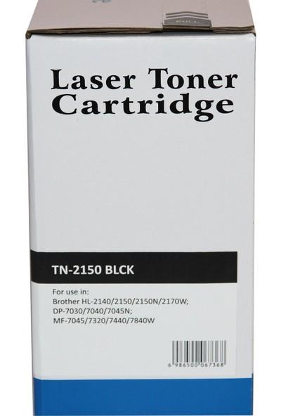 Newmark Brother 15129 TN-2150 Muadil Toner Siyah (Çipli)