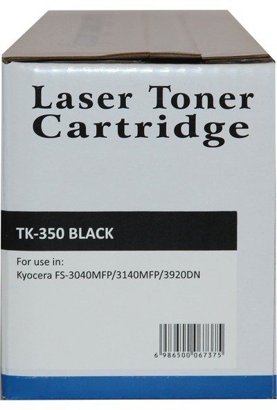 Newmark Kyocera 18312 TK-350 Muadil Toner Siyah (Çipli)