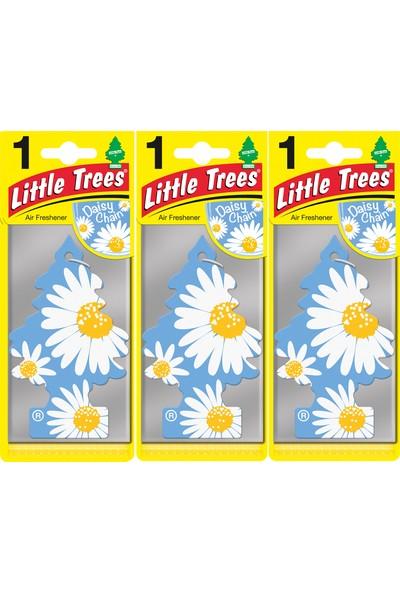 Little Trees Kağıt Koku Daisy Chain 3'lü Paket