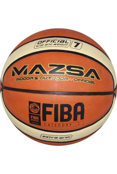 Mazsa ExtraGrip Fiba Onaylı Basketbol Topu 7 Numara