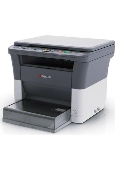 Kyocera FS-1020 MFP Lazer Yazıcı + 3 Adet Muadil ve 1 Adet (10.000 Sayfalık) Toner
