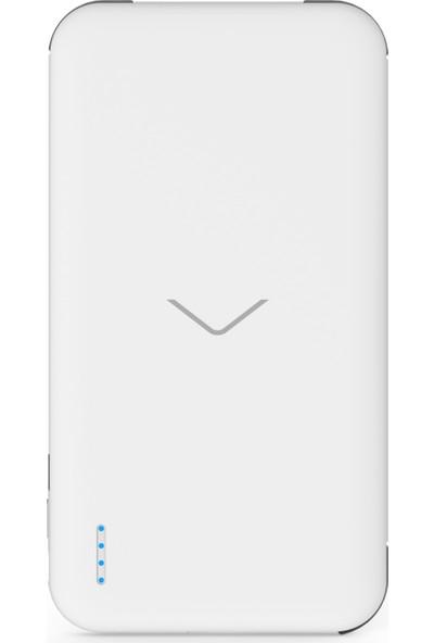 Vestel Taşınabilir Batarya 5000 mAh Type-C - Beyaz