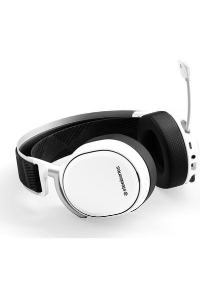 SteelSeries Arctis Pro Wireless Beyaz Oyuncu Kulaklık