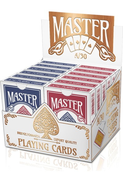 KS Games Master A/30 Oyun Kağıdı (1 Adet)