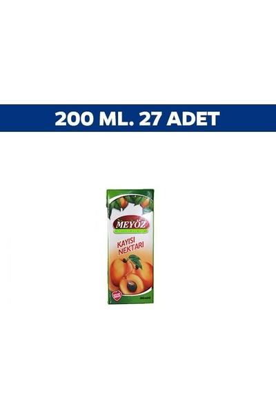 Meyöz Kayısı Meyvesuyu 200 ml x 27 'li