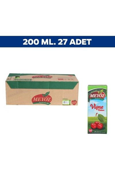 Meyöz Vişne Meyvesuyu 200 ml x 27 'li