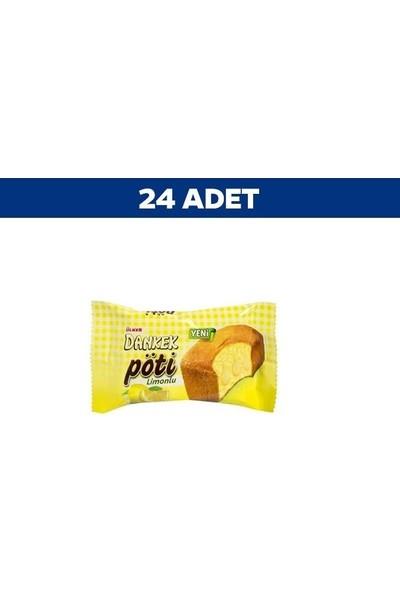 Ülker Dankek Pötikek Limonlu 35 gr X 24'lü