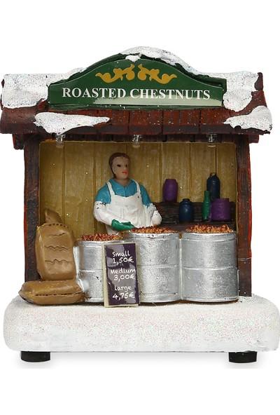 Koopman Led'Lı Yılbaşı Bıblo Roasted Chestnuts