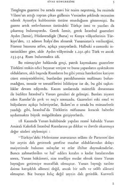Milli Mücadele Başlarken Mondros Mütarekesi'nden Büyük Millet Meclisi'Nin Açılmasına - M. Tayyib Gökbilgin