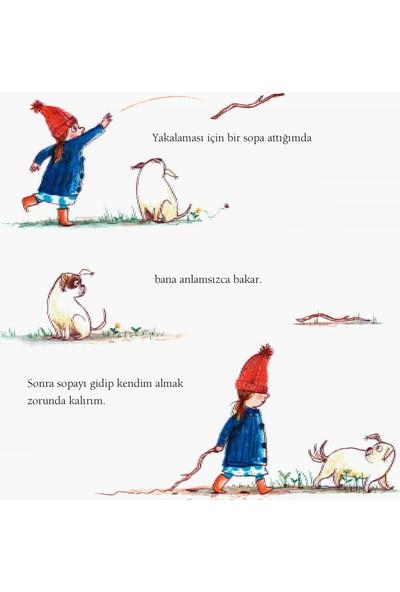 Köpekler Bale Yapmaz - Anna Kemp