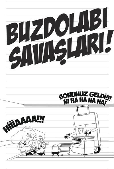 Kral Şakir Hayat Kısa Filler Uçuyor!(Ciltli) - Varol Yaşaroğlu