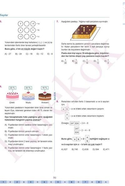Karekök TYT Matematik Soru Bankası - Muharrem Duş - Selçuk Kütük