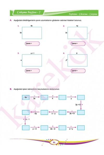 Karekök Yayınları 7.Sınıf Matematik Soru Bankası