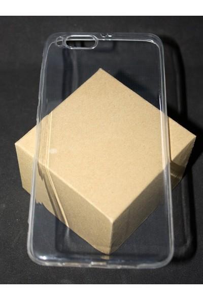 Case 4U Xiaomi Mi Note 3 Kılıf Ultra İnce Silikon Şeffaf