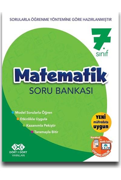4x4 7. Sınıf Matematik Soru Bankası