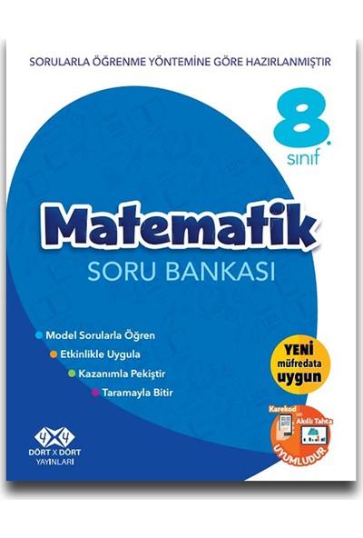 4x4 8. Sınıf Matematik Soru Bankası