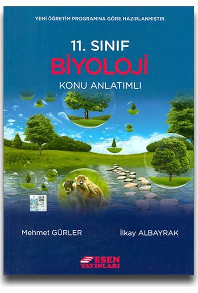 Esen Yayınları 11. Sınıf Biyoloji Konu Anlatımlı - Mehmet Gürler