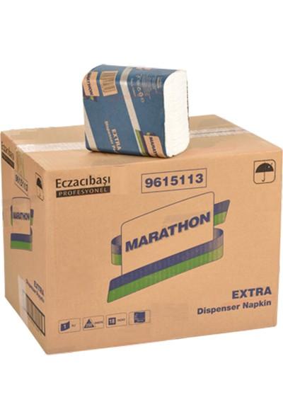 Marathon Extra Dispanser Masaüstü Peçete 250 Yaprak * 18 Paket (1 Koli)