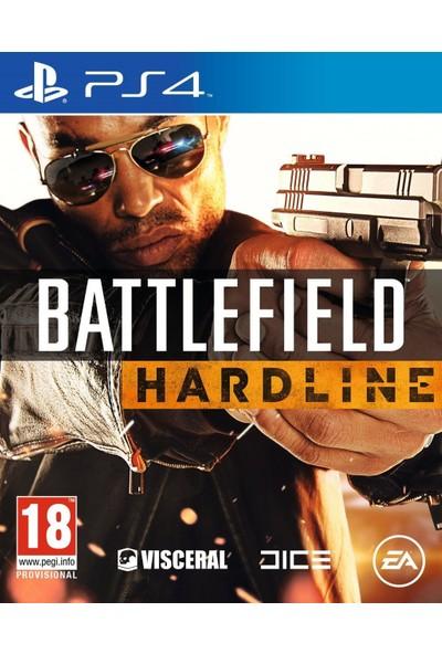 Battlefield Hardline PS4 Oyun