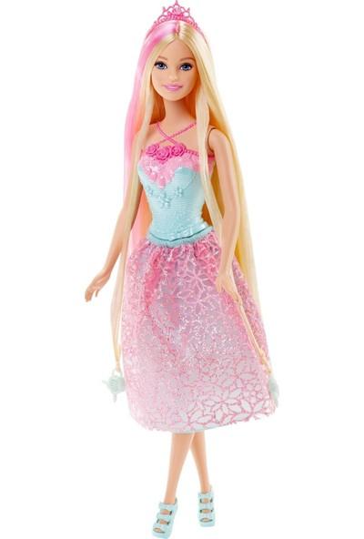 Barbie Uzun Saçlı Prensesler - Sarışın
