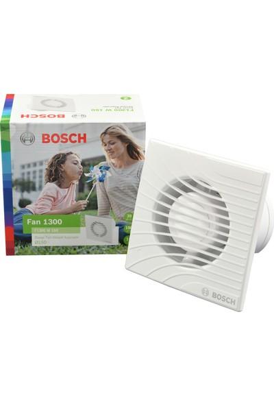 Bosch Banyo Aspiratörü / Fanı 1300 Serisi Beyaz 150 mm çap
