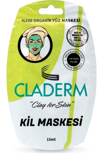 Claderm Kil Maskesi 15 ml