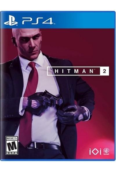 Hitman 2 PS4 Oyun