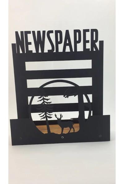 Ohuga Metal ve Ahşap Gazetelik ve Dergilik