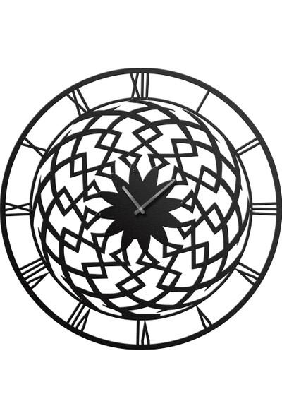 Walldeppo Wdy103 - Romen Rakamlı Saat Xxl