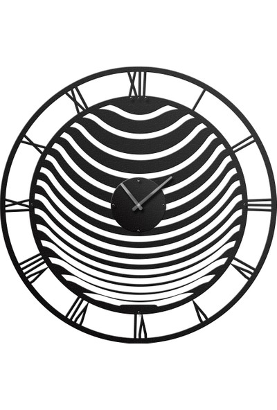Walldeppo Wdy105 - Romen Rakamlı Saat L