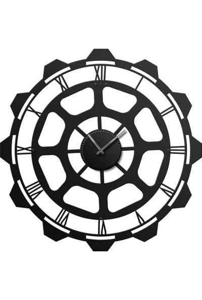 Walldeppo Wdy107 - Romen Rakamlı Saat L