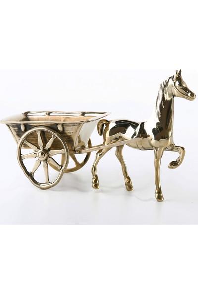 Stilars Dekoratif At Arabası