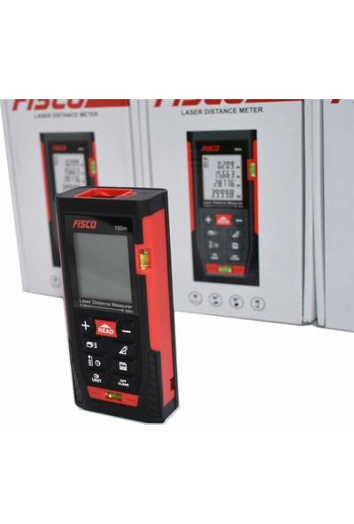 Lazer Metre St-Lm100 Metre - Fisco