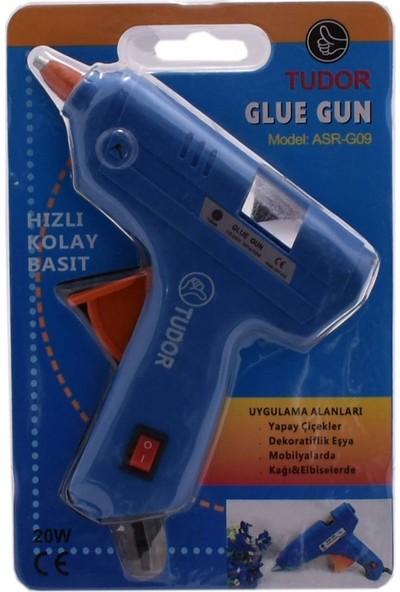 Tudor Küçük Mum Silikon Tabancası Asr-G09 - Glue Gun