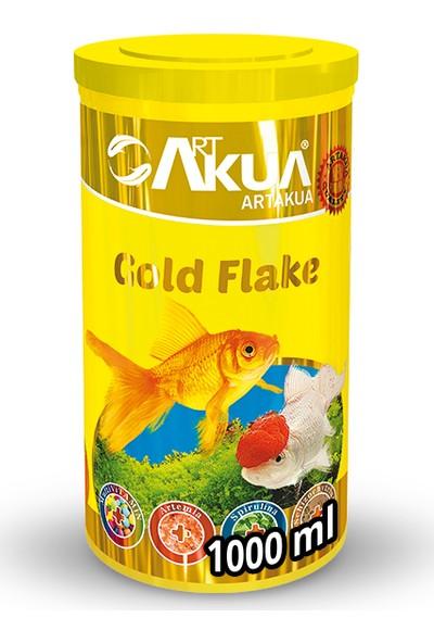 Art Aqua Gold Flake 120 Gr