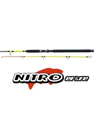 Effe Nitro 135 Cm 150 300Gr Tek Parça Bot Kamışı