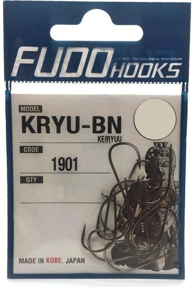 Fudo 1901 Keiryu Black Nikel Olta İğnesi
