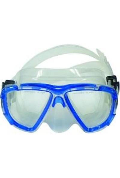 Bermuda Tempered Yüzücü Maskesi