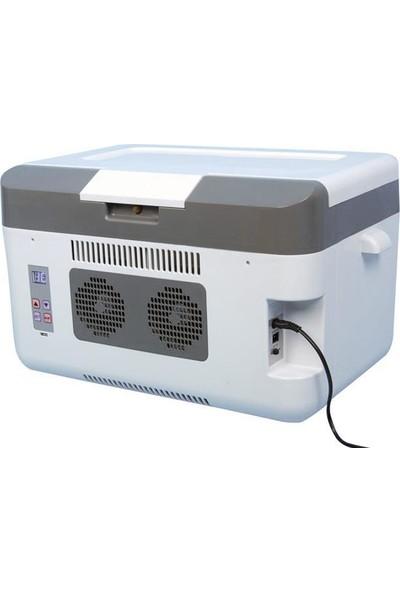 Icepeak Hagen 22 Dijital Oto Buzdolabı 12/220V 22Lt CC 25WB