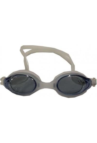 Bermuda Silikonlu Antifog Yüzücü Gözlüğü