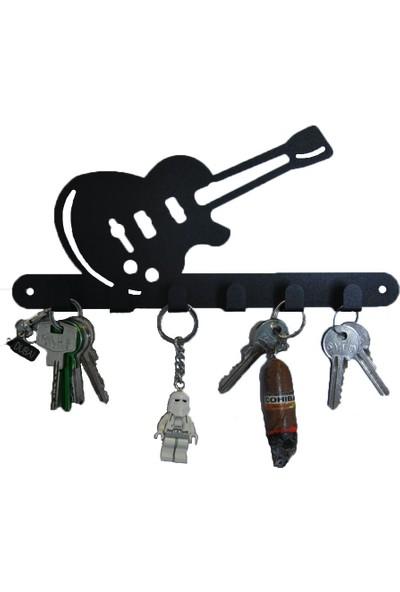 Simge Yapı Dekorasyon Gitar Figürlü Şık ve Dekoratif