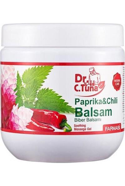 Farmasi Dr. C. Tuna İki Kat Etkili Biberli Masaj Jeli 500 ml