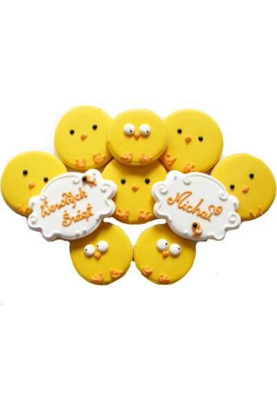 Pasta Cumhuriyeti Jelatinsiz Sarı Şeker Hamuru - 2.5 Kg