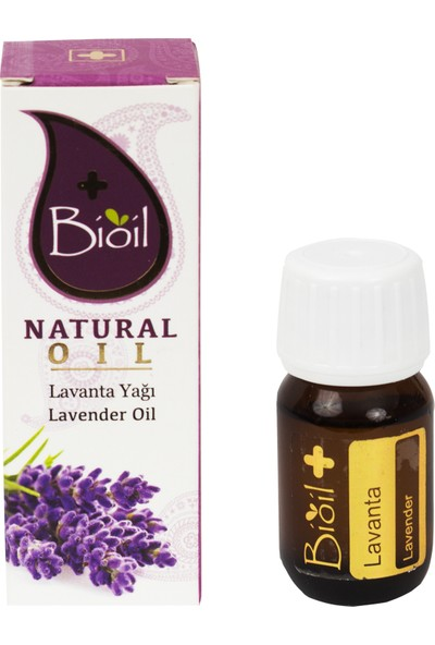 Bioil Lavanta Yağı 20 ml