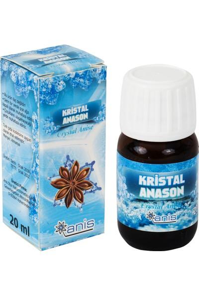 Kristal Anason Aroması Anis 20 ml