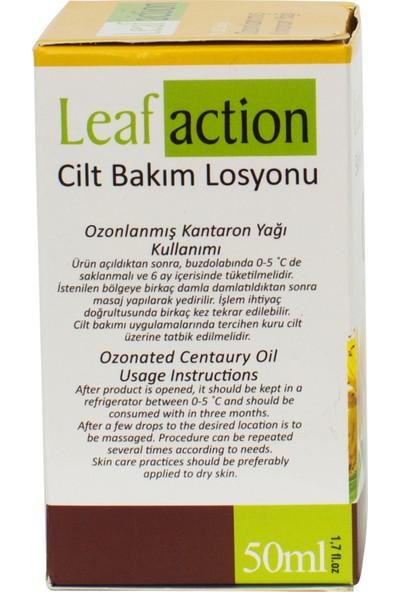 Leaf Action Ozon Yağı Ozonlanmış Kantaron Yağı 50 ml