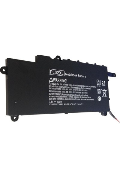 Retro HP Pavilion 11-N000 X360, PL02XL Notebook Bataryası RHL-091