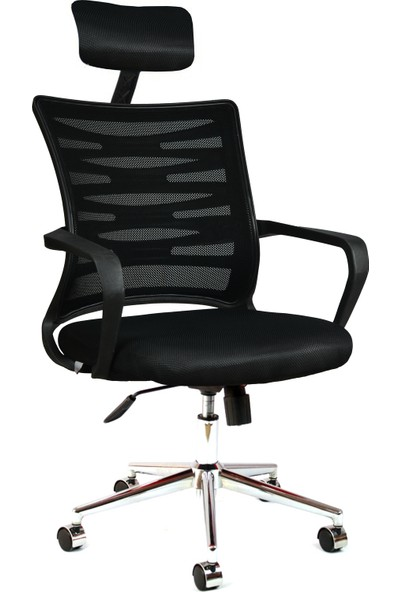 Bürocci Alisa Metal Ayaklı Ofis Koltuğu 2063D0541
